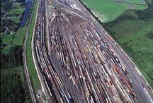 Železnice u nás a ve světě