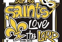 Saints / by Leslie Johnson
