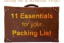 traveling tips and packing