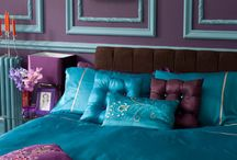 Bedrooms Worth Dreaming In / Bedrooms that conjure all sorts of fantastical dreams. / by Rebecca Hadley