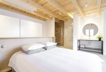 INTERIOR DESIGN FOR A FLAT IN AN ATTIC / Interiorisme per habitatge en unes golfes / Interiorismo para una vivienda en una buhardilla