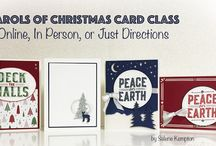Stampin' Up Carols of Christmas