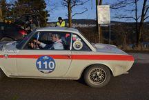 Winter Marathon 2015 / Gara Auto d'epoca