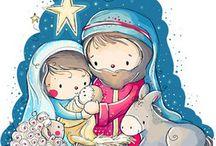 Natale illustazioni
