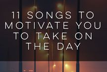Songs to motivate
