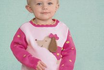 Baby Sweater Weather / Cute and comfy sweaters, hats, and accessories for baby girls and boys!