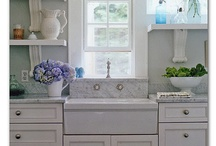 Kitchen Ideas / by Tiffany Meulemans