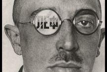 Constructivism ->  Bauhaus -> Pop Art