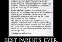 Doctor who / Hello Sweetie. Wovians are cool. Feel free To take a look