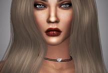 Sims 4 head
