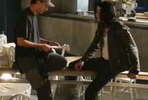 Michael: Behind the scenes