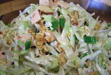 salads / by Kathleen Hite