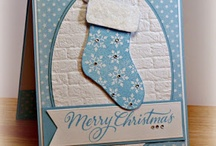Boże Narodzenie KARTKI - 5 (rękawiczki, skarpety)