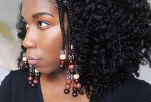 Pantene Gold Series and Natural Hair Inspiration