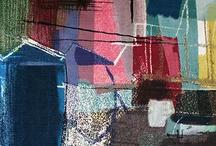 John Piper's textiles