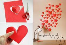 DIY - valentine / Mimos para dia dos namorados <3