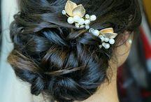 Esküvőre hajak