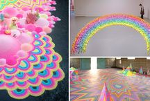 Candy / Art using candy / by Superfreshgallery