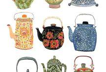 Inspiration: Objects & Miscellanea