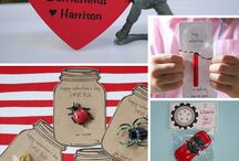 Valentine Ideas / by Kim Donahue