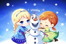 Frozen ⛄