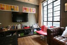 HOME // LIVING ROOM II / by Kristen Macke