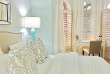 Bedroom redo / by Allison Lundquist
