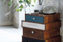Renovering af møbler