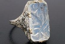 Jewellery  / Rings and earrings