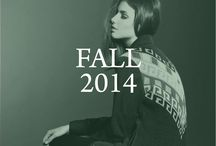 fall 1 2014 / by Left on Houston
