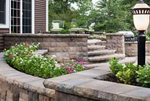 Freestanding and Retaining Walls