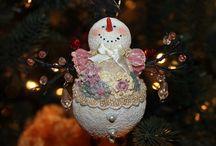Christmas / The beauty of the season