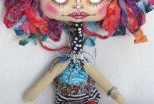 Papier dolls 3 D