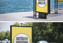 Advertising | Mock-Ups