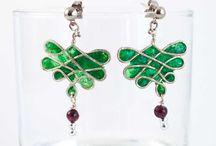 Handmade earrings / 0