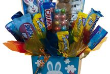 "Sweet Sendings ""Easter"" / Candy Bouquets"