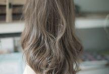 hair style 2016AW