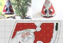 Рождество / Пины к Рождеству