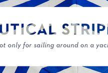 Nautical Stripes / www.shoptiques.com/look-books/nautical-stripes