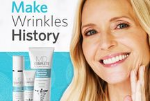 Make Wrinkles History / America is just 12 weeks away from beautiful skin with MD Complete's exciting new skincare challenge. Join the movement from 6/1 - 9/18/15! www.MakeWrinklesHistory.com