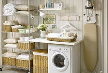 Basement- Laundry room