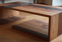 Wood design furniture