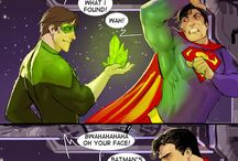 DC & Marvel  ♥