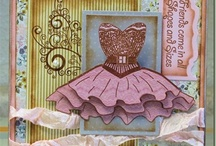 Spellbinders Matching Stamps Projects