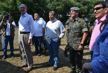 Exército Brasileiro Apoia evento de inauguração da Torre do INPA