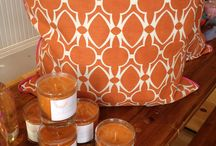 Conservatory Color Trend: Tangerine