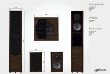 Gekon: услышать больше / hifi, hiend, audio, sound, design, russia, audiophile, music, listening, wood, acoustic, музыка, аудио, аудиофил, звук, дизайн