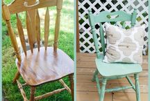 Refinishing a Wooden Chair