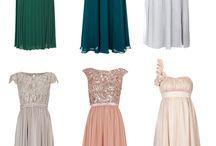 Kleider für Hochzeitsgäste