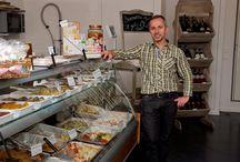 Commerces de proximité Paris / La SEMAEST aide le commerce de proximite a se developper. Vous trouverez ici des photos de ses commercants